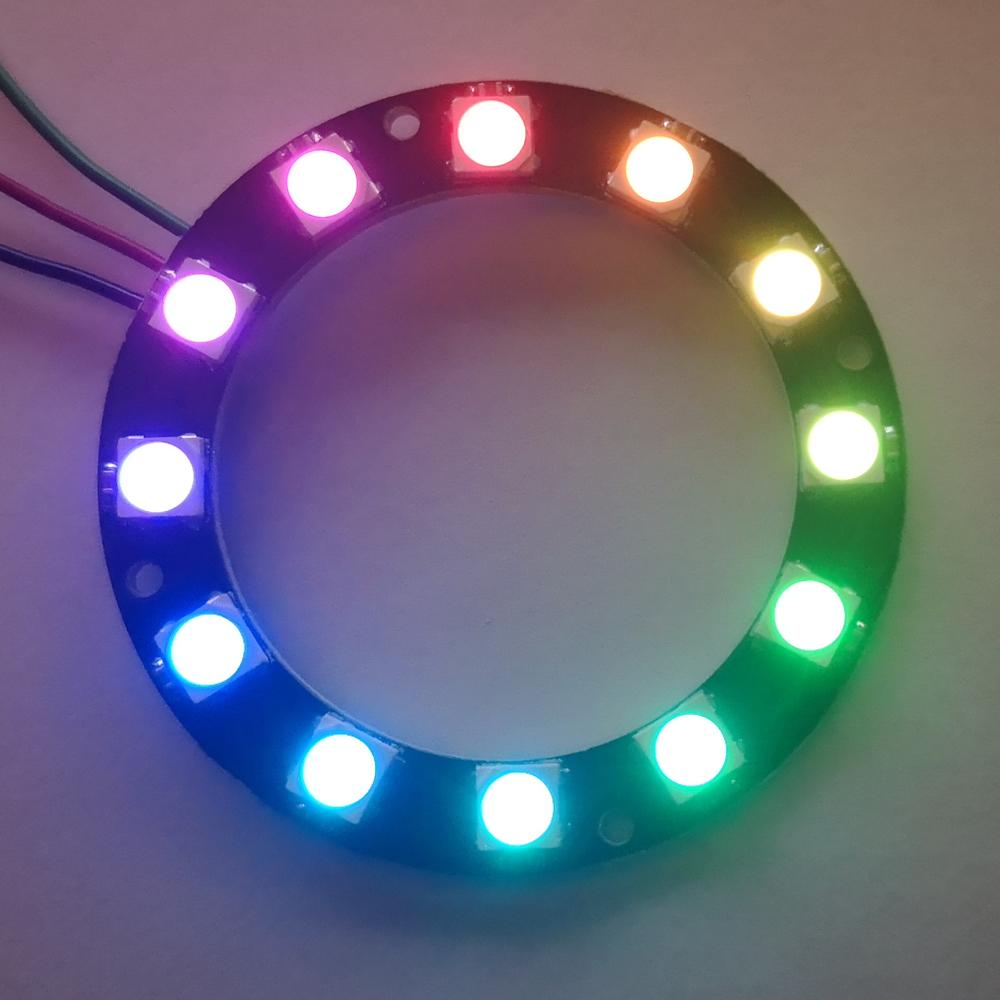Neopixel-Ring